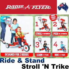 Radio Flyer Tricycle Ride - On Toys