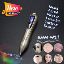 LCD Laser Pen Moles Freckle Dot Handheld Removal Machine Dark Spot Tattoo Device