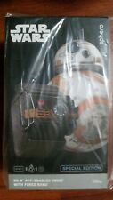 SPHERO BB8 BB-8 Special Edition Battle Worn with Force Band app Droid Star Wars