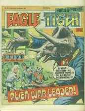 EAGLE & TIGER #180 British comic book August 31, 1985 Dan Dare VG+