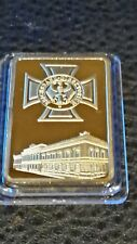 Collectables German Iron Cross Deutsche Reichbank Gold Plated Bullion Bars