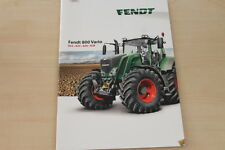 157509) Fendt 800 Vario 822 824 826 828 Prospekt 11/2013