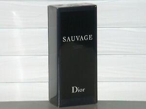 SAUVAGE by DIOR Shower Gel, Body Wash, 6.8 oz., 200 ml, SEALED, NEW, NIB