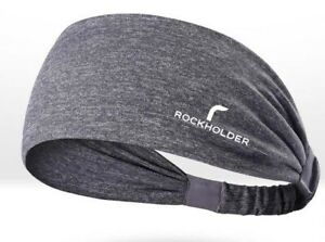 Men Women Sports fitness stretch headband yoga gym running hair bands sweatband