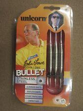 Unicorn John Lowe Bullet 21g Steel Tip Darts 7291 w/ FREE Shipping