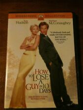 How to Lose a Guy in 10 Days (DVD, 2003, Widescreen)