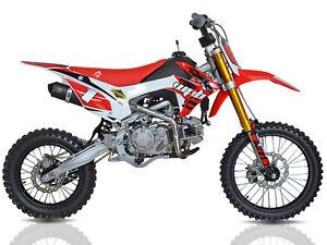 WPB 160 Race Welshpitbikes Pit Dirt Bike Stomp wpb160 Demon X 19HP