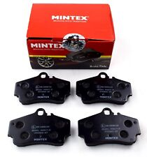 MINTEX REAR BRAKE PADS FOR PORSCHE 911-BOXSTER-CAYMAN MDB1874 FAST DISPATCH