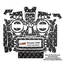Diamond Metal Frsky Taranis X9D Plus X9D+ Transmitter Skin Wrap Sticker Decal