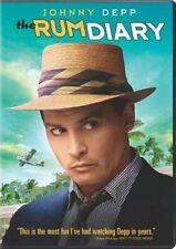The Rum Diary New DVD