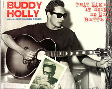 "BUDDY HOLLY  25CM   ROLLER COASTER  "" THAT MAKES IT SOUND SO MUCH BETTER ""  [UK]"