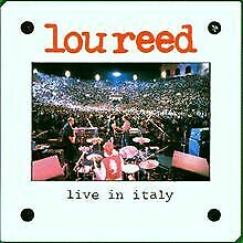 Live in Italy von Reed,Lou   CD   Zustand gut