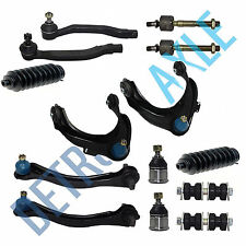 Brand New 14pc Complete Front Suspension Kit for 1998-2002 Honda Accord V-6