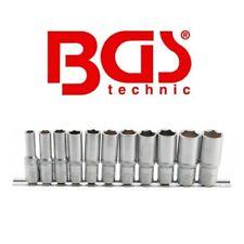 """JEU DOUILLES LONGUES 8 - 19mm PROFONDES 3/8"""" BGS Tehnic"""