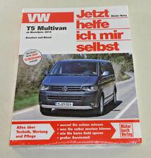 Reparaturanleitung VW T5 Multivan - Benziner und Diesel - Baujahre ab 2010!