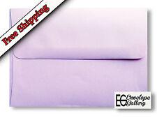 Lavender 70lb Envelopes for Invitations Announcements Weddings Showers Enclosure