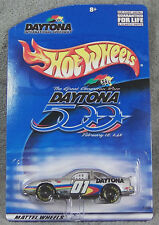 HOT WHEELS ~ 2001 DAYTONA 500 ~ NASCAR - PONTIAC GRAND PRIX