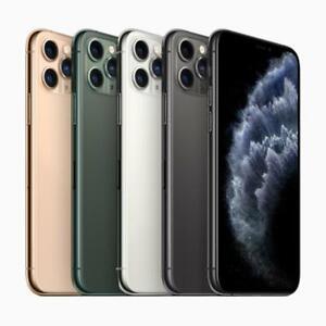 Apple iPhone 11 / 11 Pro 64GB 128GB 256GB Unlocked Smartphone All Colours GRADE
