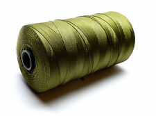 Olive Reel Backing 2500 Yards Bulk Spool Line Coarse Carp Fly Line Fishing