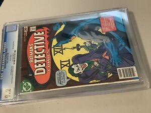 detective comics 475 Cgc 9.2
