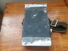 Vintage Military Pilot's Clipboard. Marked US Property Type MXU-5/P