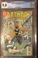 Batman Gotham Adventures #22 CGC 9.8 NM/MT, White Pages! DC Comics, Batgirl