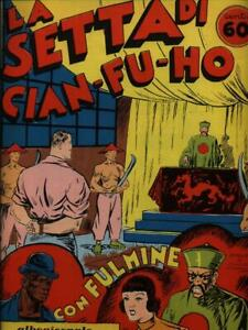 La Set Por Cian-Fu-Ho Primera Edición Aa.vv. Albatros 1976 Albogiornale