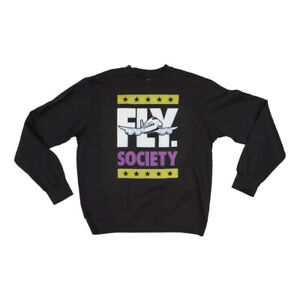 FLY SOCIETY MENS FLY HIGH PULLOVER