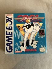 Cool Ball Nintendo Gameboy Ultra Rare Game Complete And Boxed
