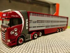 1/87 Herpa Scania CS Viehtransporter SZ Vaex NL 309646