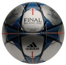 Fussball Adidas Champions League Final Milano 2016 Capitano Silber [5] Mailand