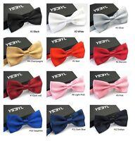 1Pcs Men Adjustable Classic Bowtie Novelty Tuxedo Necktie Wedding Bow Tie Gifts
