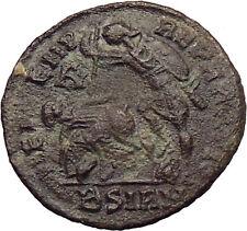 Constantius Gallus Ancient Roman Coin Battle Phrygian Horse man i29800