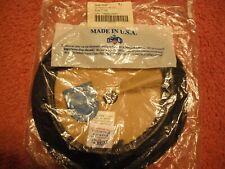 Nip Usgi Us Amy Black Wool Beret size 7 1/8 w/extra Flash Patch