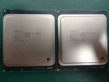 MATCHED PAIR Intel Xeon Processor CPU SR0L7 E5-2643 10M Cache 3.3GHz 8GT/s 130w