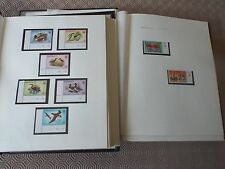 Kiribati Stamp Collection MNH & CTO In 2 Albums 1979 - 1989  650 stamps included