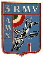 PLACCA STEMMA 3° REPARTO MANUTENZIONE VEICOLI E AEREO AMX GHIBLI  #KG121