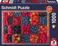 Schmidt Berry Harvest Jigsaw Puzzle (1000 Pieces)