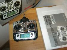 Graupner Sender MX 12 35 Mhz- A- Band  mit Akku