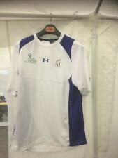 Under Armour Kp Physiotherapy White and blue Fitness T-shirt Running Medium New