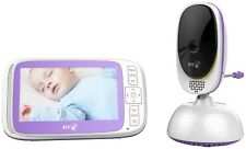 BT Video Baby / Child Bedroom Nursery Monitor 6000 With Night Vision - 58496