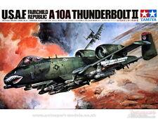"1/48th escala USAF A-10A Kit Modelo ""Rayo"" II de Tamiya ~ 61028"