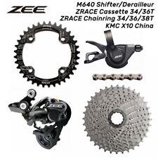 Shimano ZEE M640 10 Speed Groupset 10S MTB  groupset  Rear Derailleur Shifter