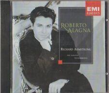 C.D.MUSIC E845   ROBERTO ALAGNA / RICHARD ARMSTRONG :THE LONDON PHILHARMONIC CD