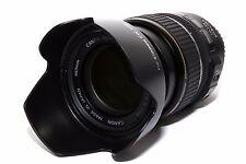 Canon EF-S 17-85 mm f/4-5.6 IS USM Standard Objektiv für EOS Digitalkameras.