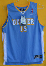 Reebok Denver Nuggets Anthony #15 Size Youth XL.