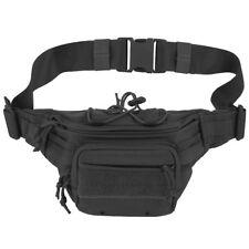Maxpedition Tactical Octa Versipack Belt Bum Bag Adjustable MOLLE Hip Pack Black