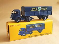 Dinky / Atlas 32 AB Panhard SNCF Articulated Truck,  Brand New, Mint & Boxed