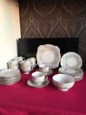 Multi British Porcelain & China Tea Sets