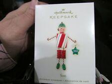 Son 2008 Hallmark Keepsake Ornament- Original box, peppermint
